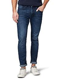 Tom Tailor Denim Men s Super Slim Piers Mit Niedriger Leibhöhe Jeans f96f10f221