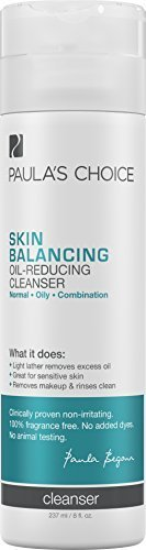 Paula's Choice Skin Balancing Oil-Reducing Cleanser for Normal, Combination, and Oily Skin - 8 oz by Paula's Choice -