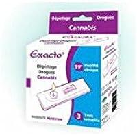 DECTRA PHARM - X-Acto Tests Vorführung Droge Cannabis X 3 preisvergleich bei billige-tabletten.eu