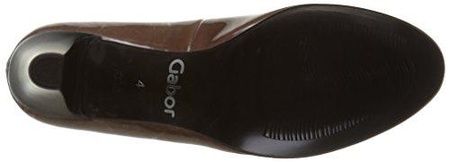 Gabor - 35-200-70, Sandalo Con Tacco da donna Marrone (dark nude)