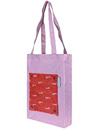THE GURU SHOP Waterproof Shopping Bags Foldable Travel Portable Lightweight Fashion Shoulder Bag Large Capacity...