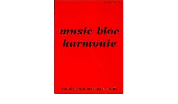 Partition Music bloc 16 portees