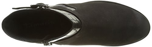 Tamaris 25345, Bottes Classiques Femme Noir (Black Comb 098)