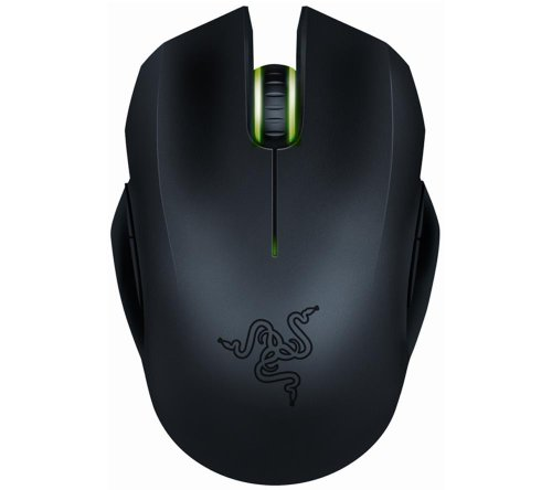 Razer Orochi 2013 - Ratón Gaming inalámbrico, color negro