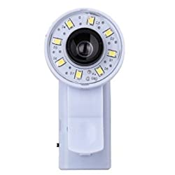 Portable LED Camera Lens Flash Light Photography Selfie for iPhone Mobile Phone