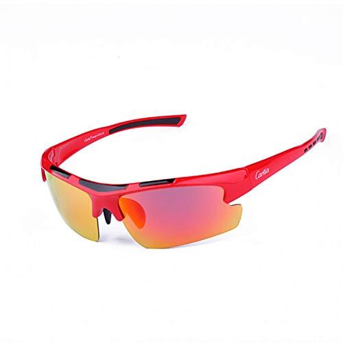 YLZERO Sonnenbrille-Mann-Polarisierte Sport-Fischen-Sonnenbrille Für Die Männer, Die Brillen Fischen Eyewear Fahren