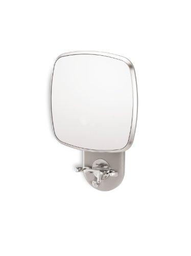 simplehuman Duschspiegel BT1070INT zur Wandbefestigung - Pivot-rasierer