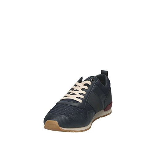 info for a9467 a2258 ... Tommy Runner Midnight Iconic Mix Hilfiger Sneaker Uomo Mesh Fm0fm01477  ...