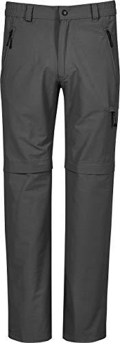 Hot de Sportswear Homme Stretch Pantalon de randonnée Berlin 50 Gris