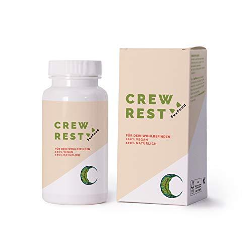 CREWREST® - Die Kombi-Rezeptur mit 9 natürlichen