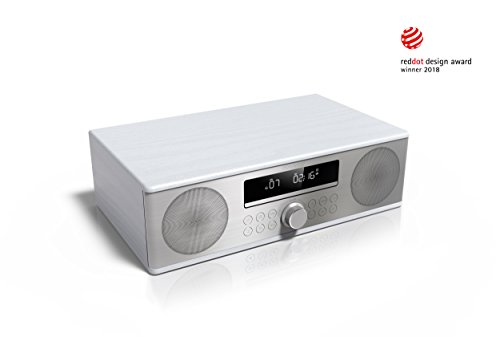 SHARP XL-B715D (WH) All in one Soundsystem 90W mit USB,DAB,DAB+, CD, Bluetooth