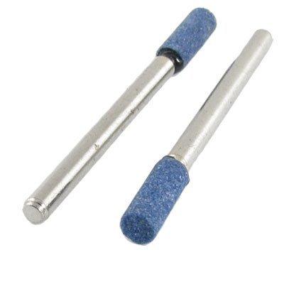 10 Stück Sand Schleif 4mm Dia-Zylinderkopfschleifmaschine Schleifstifte Test