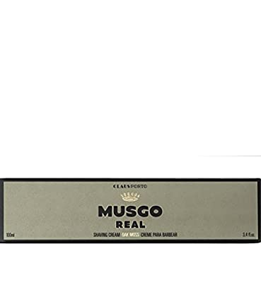 Claus Porto Musgo Real Oak Moss Shaving Cream 100ml