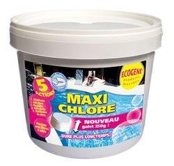 Maxi Chlore tablettes 5 en 1 250g 5kg - ECOGENE