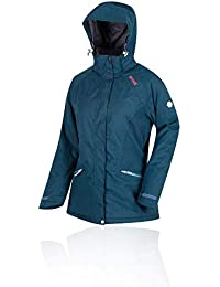 Regatta Highside III Waterproof and Breathable Insulated Chaqueta, Mujer