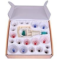 XUAN Das Schröpfen verdickt Schröpfen 18 Vakuum Schröpfen Glas Therapie Schröpfen preisvergleich bei billige-tabletten.eu