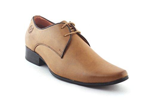 Vettorio Paul Men's Beige Casual Shoe