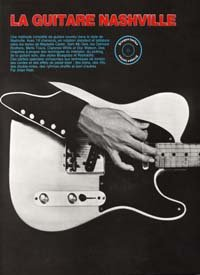 Partition : Guitare Nashville -