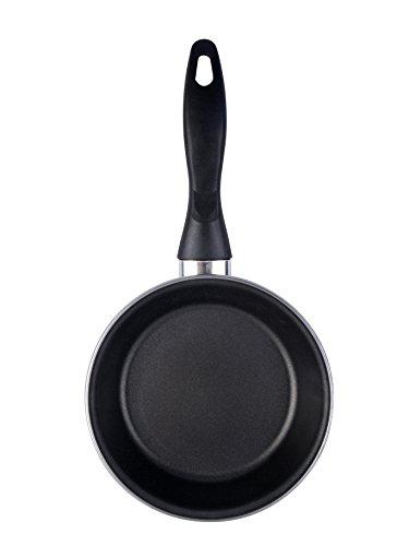 Megafesa  01102529 - Padella, diametro 22 cm, color nero