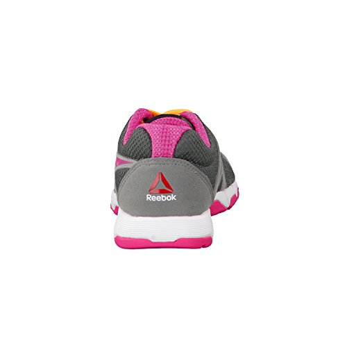 Reebok one trainer 1.0 v47116 gris - Grey/Pink/Orange/White/Red