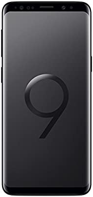 Samsung Galaxy S9 (Single SIM) 64 GB 5.8-Inch Android 8.0 Oreo UK Version SIM-Free Smartphone - (Certified Refurbished)
