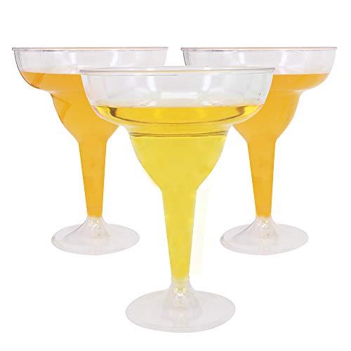 Benail Margarita-Gläser, Hartplastik, 313 ml, 18 Stück