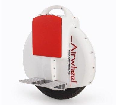 Einrad E-Board (Monowheel) - Airwheel Elektrisches Einrad, hohe Reichweite, Gewicht: 9,7 kg, Weiß