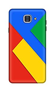 SWAG my CASE Printed Back Cover for Samsung Galaxy J7 Max