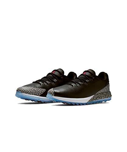 Nike Jordan Adg, Scarpe da Golf Uomo, Nero (Negro 001), 44 EU