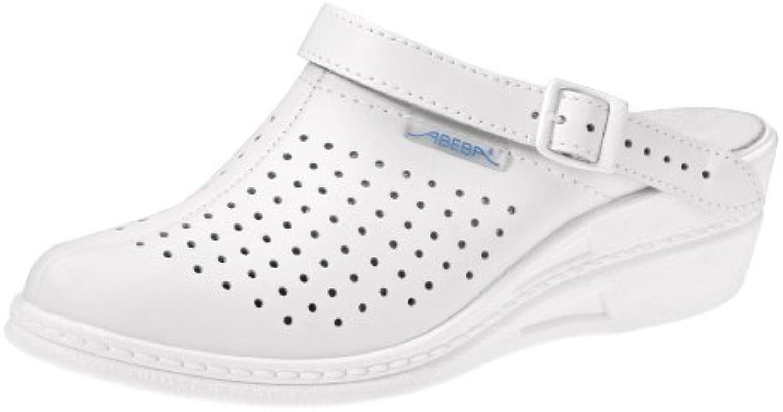 Abeba - Calzado de protección para mujer Blanco blanco 41
