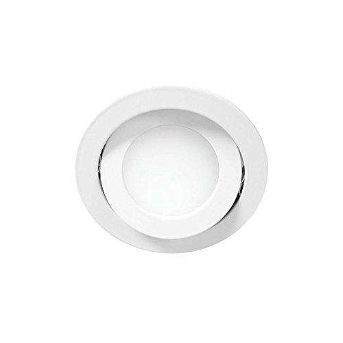 Secom 4297080184–Foco aircom Micro LED orientable 8W 4000° K 920LM IP44