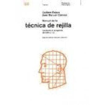 Manual de la tecnica de rejilla - evaluacion psicologica por Guillem Feixas