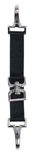 Kerbl 32640 Longierbrille, Nylon, schwarz