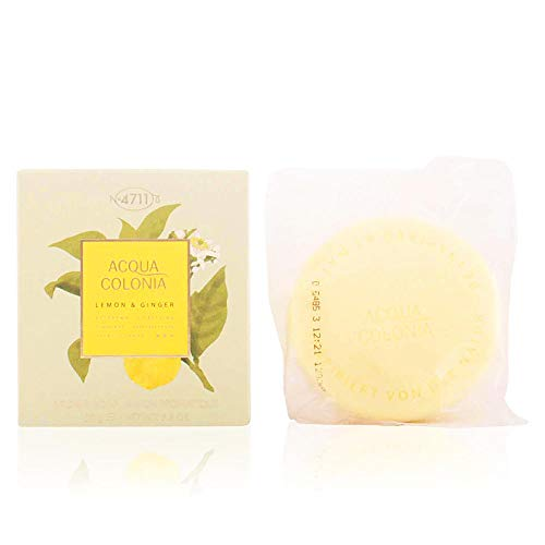 ISOWO SERVICES SL** 4711 acqua colonia lemon and ginger seife 100g