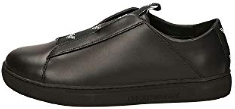 Gentiluomo Signora Emporio Armani X4X239 scarpe da da da ginnastica Basse Uomo Prezzo giusto Concessioni di prezzo Molto apprezzato e ampiamente fidato dentro e fuori | Buon design  bff989