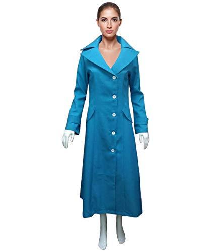 THEHAIRDROBE Erwachsener Frauen Kostüm für Cosplay Despicable Me 3 Lucy Wilde kleine MTO HC-178 (Halloween-kostüm Me Despicable)