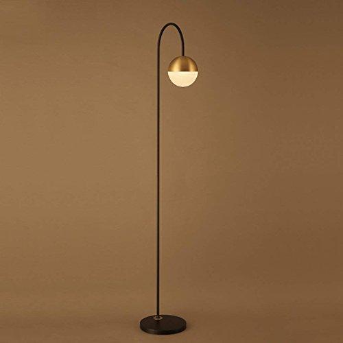 WW Stehleuchte einfache Moderne Stehlampe Wohnzimmer Beleuchtung Schlafzimmer Studie Stehleuchte...