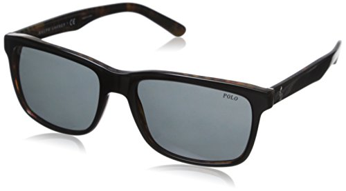 POLO 0PH40986087, Montures de Lunettes Homme, Noir (Top Black on Jerry  Tortoise  5bf89acd1015