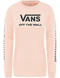 t shirt vans rose