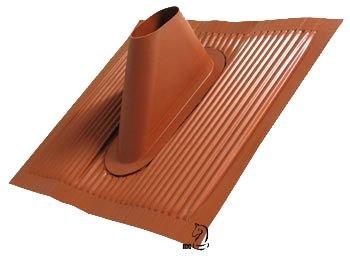 tegola-tetto-alluminio-montaggio-palo-antenna-tetto-tegole