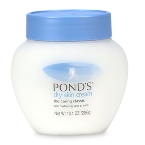 Pond's Dry Skin Cream The Caring Classic Rich Hydrating Skin Cream 10.1 oz