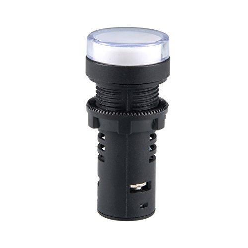 sourcing map Indikator Licht AC/DC 24V doppelte Farbe LED Lampe Spüle Gremium 7/8