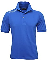 Kappa Polo 301fg30-y32 Homme Polo Manche Courte Rouge