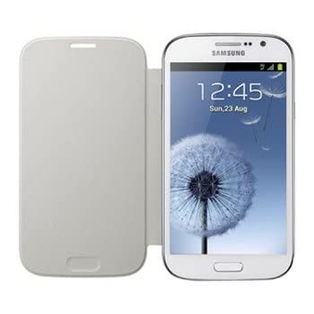 Samsung EF-FI908BWEGIN Flip cover for Samsung Galaxy Grand (White)
