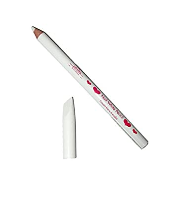 Constance Carroll CCUK Nail White Pencil for French Manicure Whitening