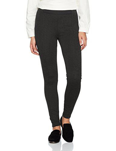ESPRIT Damen Leggings 997EE1B809, Grau (Medium Grey 5 039), 42 (Herstellergröße: XL)