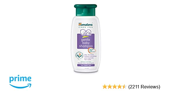 97b9f7e02 Buy Himalaya Baby Shampoo (400 ml) Online at Low Prices in India ...