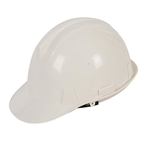 Silverline 868532 Schutzhelm Weiß