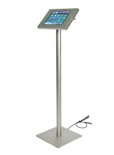 Sir James EXPO Bodenständer fur iPad Air silber -