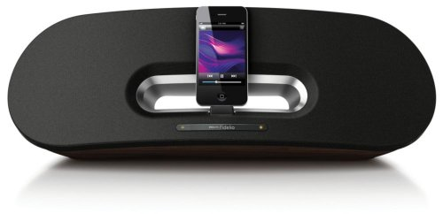 Philips DS9 / 10 Fidelio Primo de acoplamiento de altavoces para iPad / iPhone / iPod - Final de